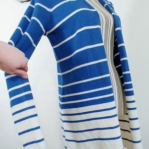 J. McLaughlin Cardigan Italian Merino Wool Small